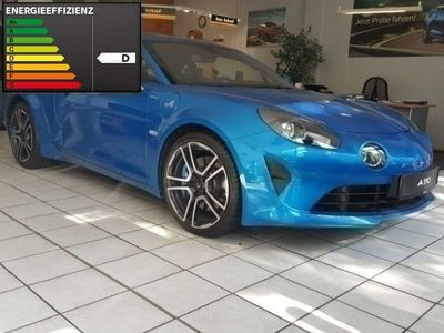 gebraucht Renault Alpine A110 Premiere Edition 1.8 TCe 252