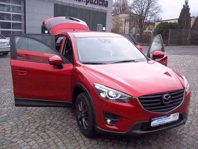 gebraucht Mazda CX-5 Sports-Line AWD,Navi,Leder,Xenon,SHZ,PDC