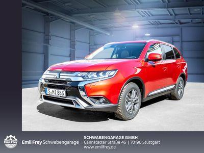gebraucht Mitsubishi Outlander 2.0 4WD CVT Top