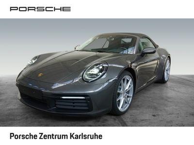 gebraucht Porsche 911 Carrera Cabriolet 992 BOSE Sportabgasanlage