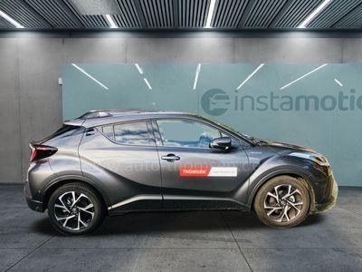 gebraucht Toyota C-HR C-HR2.0-l-Hybrid Team Deutschland Navi DAB SHZ
