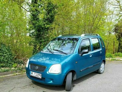 gebraucht Suzuki Wagon R / zuverlässig, günstig und ...