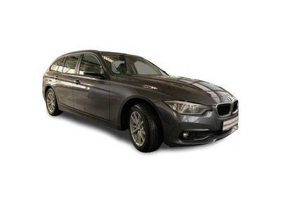 gebraucht BMW 318 d TEMPOMAT+NAVI+SPORTSITZE+TEILLEDER+