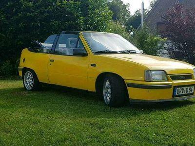 gebraucht Opel Kadett Gsi Cabrio