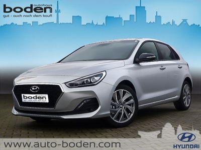 gebraucht Hyundai i30 1.4 Turbo Autom. Passion Plus Panoramadach