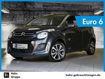 gebraucht Citroën C1 1.0 Shine Klima Servo LM Bluetooth