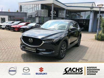 gebraucht Mazda CX-5 SKYACTIV-G 160 MT AWD Sports-Line + Technik Paket