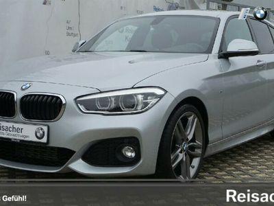 used BMW 120 i M-Sportpaket,Navi,LED Scheinwerfer,Leder,SH