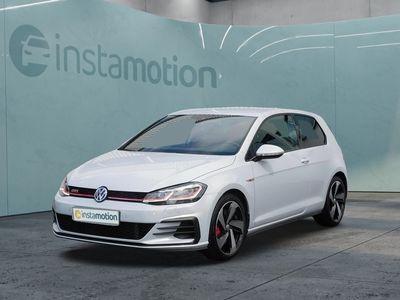 gebraucht VW Golf VII Golf2.0TSI DSG GTI Performance ACC+LED+NAVI