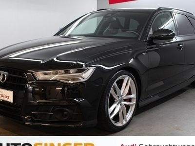 gebraucht Audi A6 Avant comp 2x S line 3,0 TDI *AHK*LED*LEDER*NAVI*