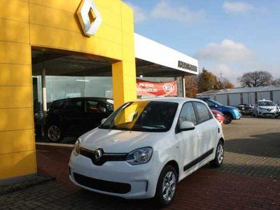 gebraucht Renault Twingo LIMITED SCe 65 Start & Stop 'Klimaanlage'