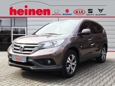 gebraucht Honda CR-V 2.0 Lifestyle XENON ALCANTARA PDC RÜCKFAHRK