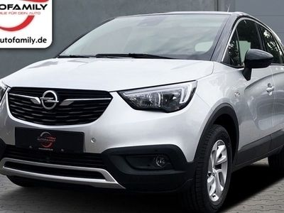 gebraucht Opel Crossland X INNOVATION 1.2 Turbo +KAMERA+SzH+