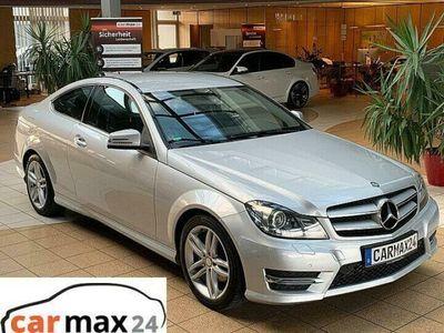 gebraucht Mercedes C250 Coupe CDI BE Avantgarde Aut Navi Xen Led