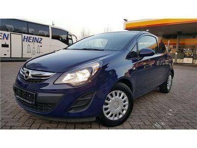 gebraucht Opel Corsa 1.2 16V (ecoFLEX) Edition KLIMA 8 X BEREIFT