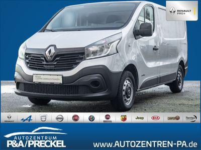 gebraucht Renault Trafic Komfort 1.6 dCi 115 L1H1 /Klima/PDC/AHK