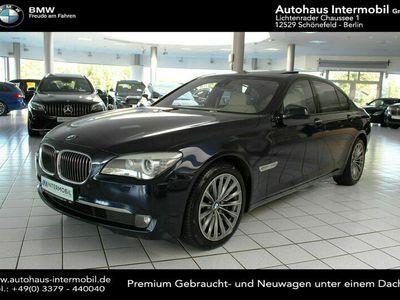 gebraucht BMW 750L i xDrive*Leder Nappa*H-Up*Kamera*Soft-Close