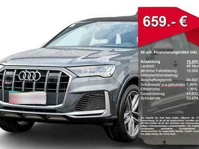 gebraucht Audi SQ7 TDI Q HD-MATRIX ST.HEIZ AHK HuD