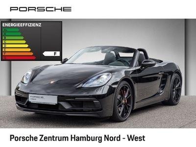 gebraucht Porsche 718 Boxster BoxsterGTS 2.5 PDK Sitzheizung Navigation