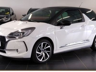 gebraucht DS Automobiles DS3 Connected Chic 130 NAVI LED