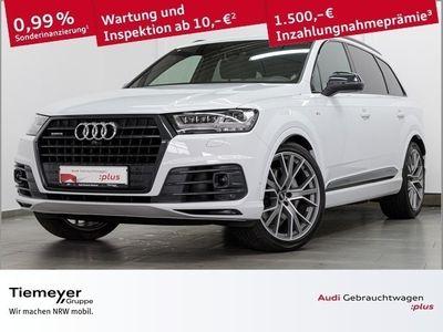 gebraucht Audi Q7 50 TDI Q 3x S LINE UPE106 10x22 SPORTSITZE+