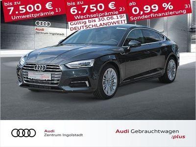 """gebraucht Audi A5 Sportback Sport 2.0 TFSI NAVI+ 18"""" DAB KAM."""