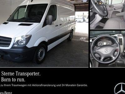 käytetty Mercedes Sprinter 316 KASTEN 3-SITZER+KLIMA+AUDIO 10+AHK