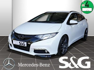 gebraucht Honda Civic 1.8 Kombi Sport R.Kam/AHK/Tempomat/Sitzhz