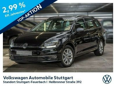 gebraucht VW Golf VII Variant 1.5 TSI Comfortline DSG Navi