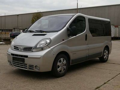 gebraucht Nissan Primastar dCi 140 L1H1 Avantour (8-Si.)