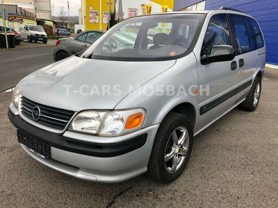 gebraucht Opel Sintra V6 7Sitze TÜV bis 01/2021