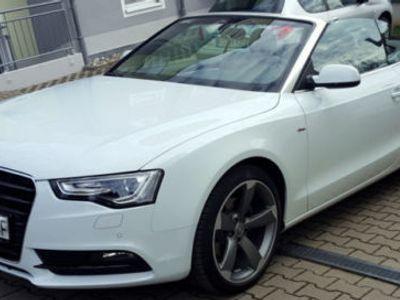 gebraucht Audi A5 Cabriolet 2.0 TDI Garantie 2020