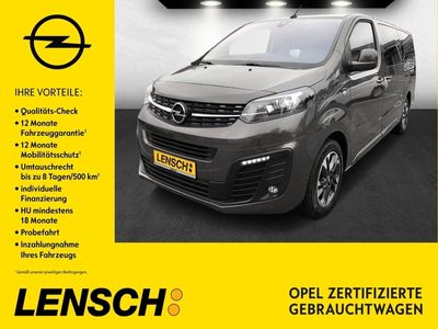 gebraucht Opel Zafira Life A ST 2.0 T AT Innovation LEDER PANO-DACH   Neumünster