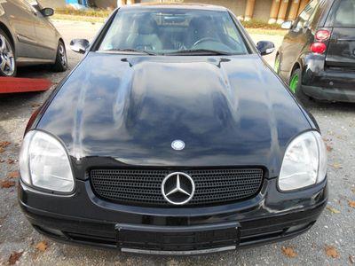 gebraucht Mercedes 170 Roadster BM