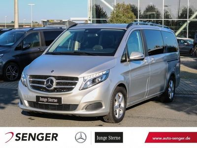 gebraucht Mercedes V220 d Edition LED+Panorama+Distro+Navi+Kamera