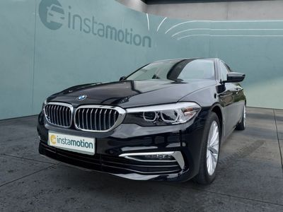 gebraucht BMW 530 530 e Lim Luxury NAVI LEDER 18'' ParkAss LED SHZ