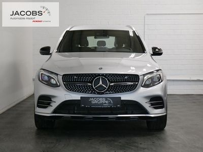 gebraucht Mercedes GLC43 AMG AMG Navi,SHZ,LED,Leder