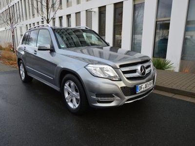 gebraucht Mercedes GLK220 CDI EURO6 BlueTec 4Matic Distronic+ Spurhalte