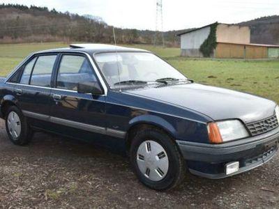 gebraucht Opel Rekord E
