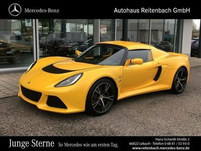 gebraucht Lotus Exige Roadster KLIMA+PTC HINTEN+ LEDER+RACE-PACK