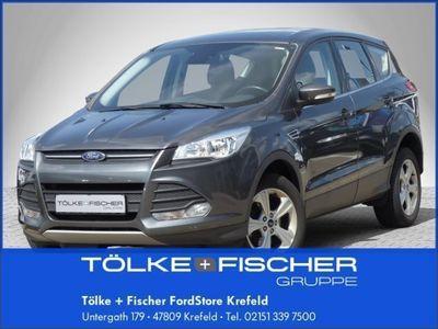 gebraucht Ford Kuga 2.0L 88KW TDCI 2X4 SYNIC EDITION