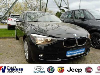 used BMW 116 d *Klima, PDC, Keyless