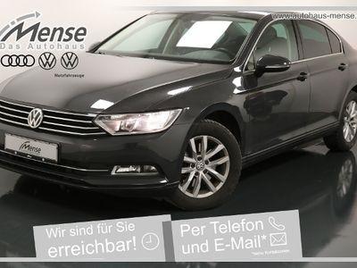 gebraucht VW Passat 1.4 TSI Comfortline Navi Sitzhzg Alu