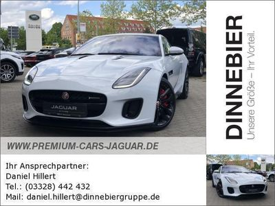 gebraucht Jaguar F-Type Coupé P380 R-Dynamic | Teltow Vorführwagen, bei Autohaus Dinnebier GmbH
