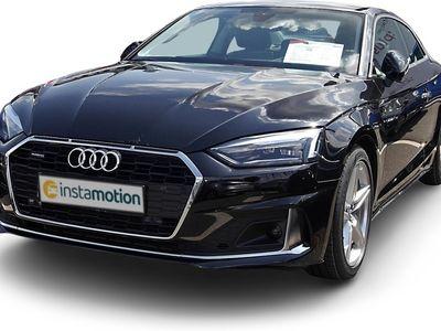gebraucht Audi A5 A5Coupι Advanced 40 TDI S tronic qu. LED NAVI V