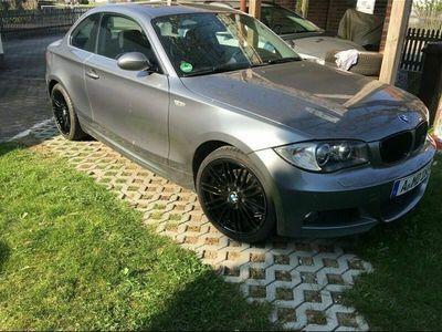 gebraucht BMW 125 Coupé i e82 als Sportwagen/ in Hollenbach