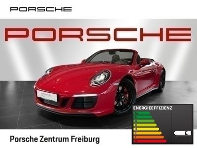 gebraucht Porsche 911 Carrera 4 Cabriolet 3.0 911 Carrera 4 GTS Interieur-Paket