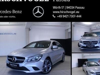 gebraucht Mercedes CLA250 Shooting Brake 4M Urban+Panorama+Navi+ILS-Xen+Kamera