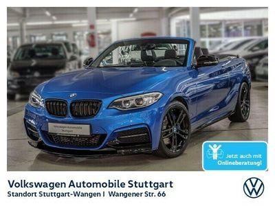 gebraucht BMW M240 xDrive Xenon Kamera GRA SHZ