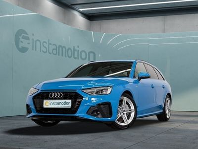 gebraucht Audi A4 A4Avant 40 TDI S LINE TOUR eKLAPPE PANO OPTIK